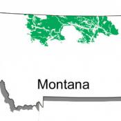 Map of Scobey soils in Montana