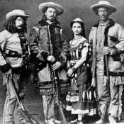 Buffalo Bill, Texas Jack et al.