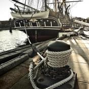 USS Constitution; Boston National Historical Park