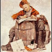 Norman Rockwell illustration