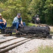 Model railroad: Pennsylvania K4 steam locomotive