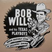 Bob Wills album cover