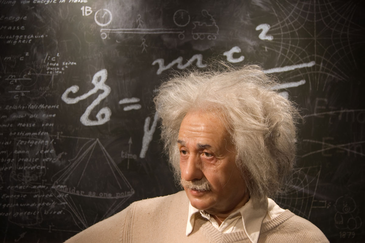 essay on albert einstein and his discoveries Albert einstein was a and especially for his discovery of the law of the photoelectric and had no less than four important papers published in.