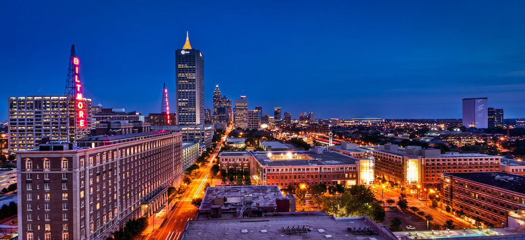 Building the capital of the new South: a review of Atlanta Rising