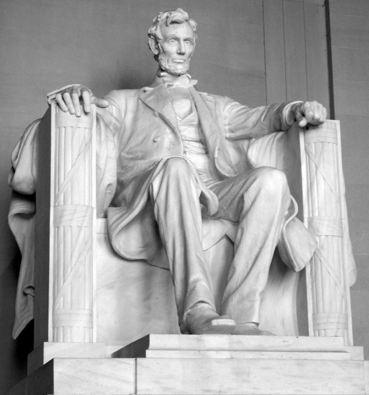Lincoln Memorial Monument   State - 466.7KB