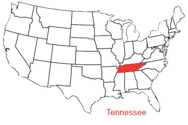 Tennessee State Name Origin What does the name Tennessee Mean