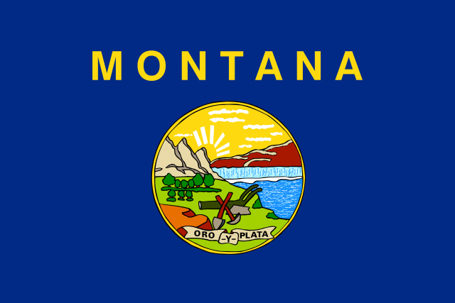 Seal Of Montana State Symbols USA