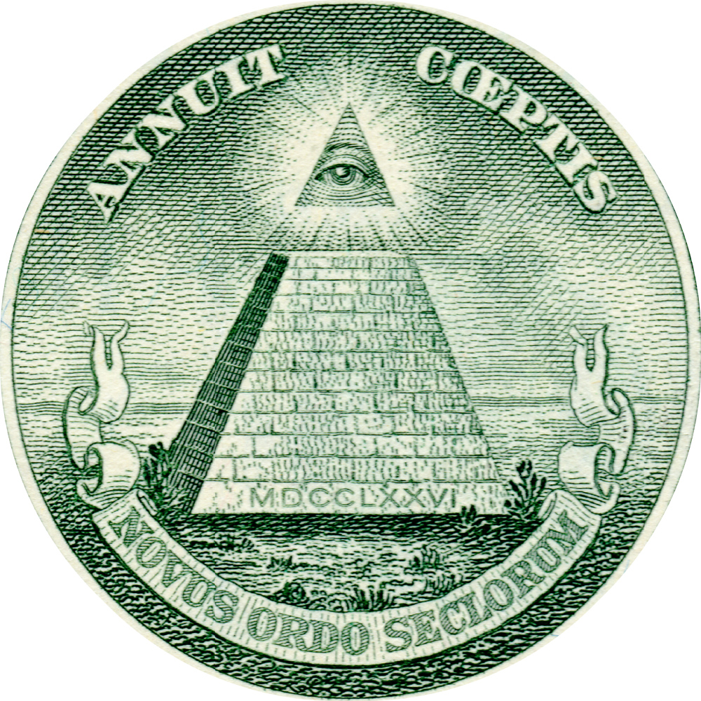 Great seal of the united states reverse of great seal on us dollar bill biocorpaavc Images